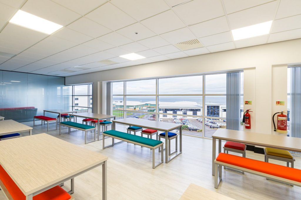 lighthouse view coworking spaces
