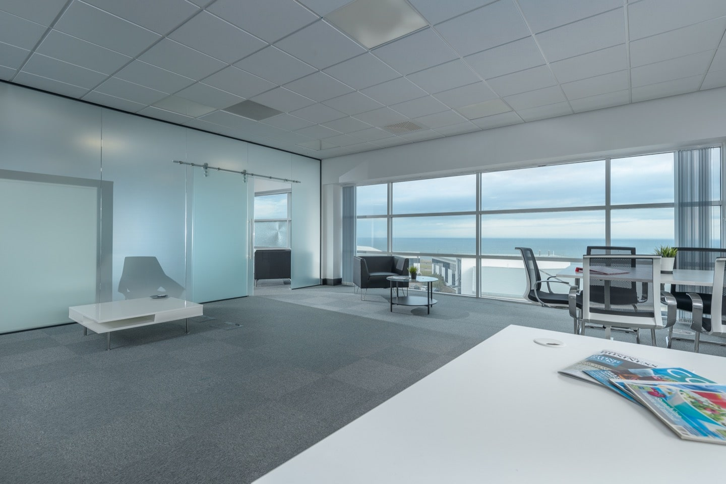 flexible lease offices